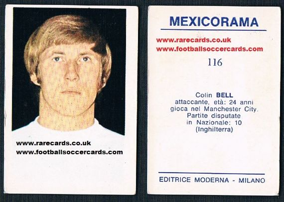 1970 Bell Man City Mexicorama